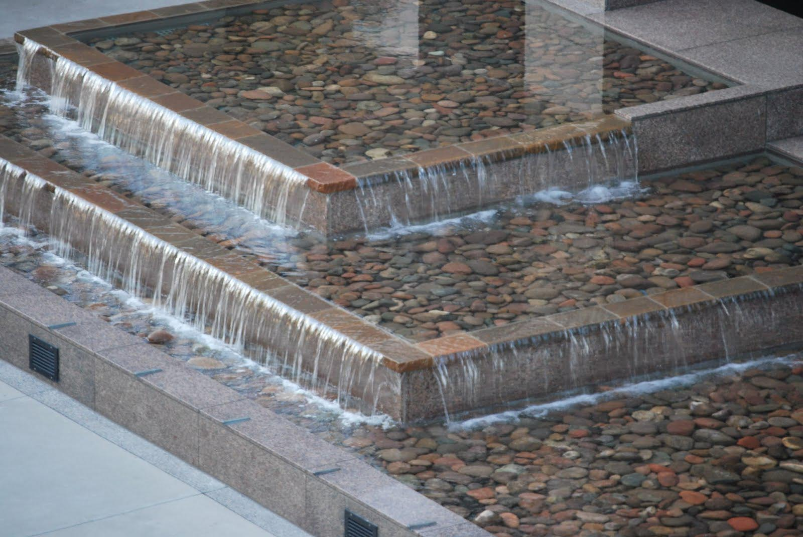 Water Fountain Rocks