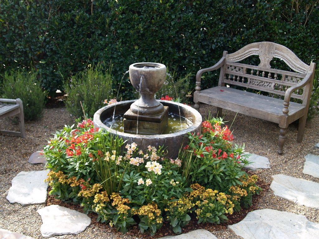 Water Fountains for Front Yard