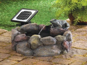 Water Fountains for Small Patios