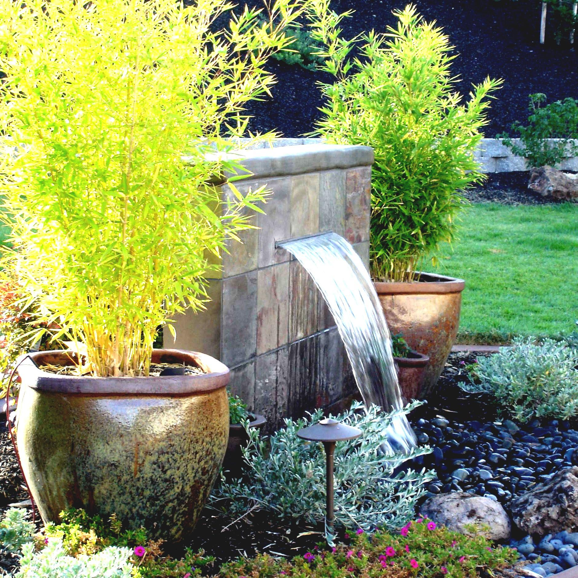 Water Fountains for the Backyard