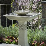 Water Fountains for the Yard