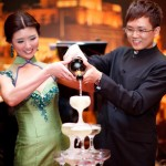 Wedding Champagne Fountain