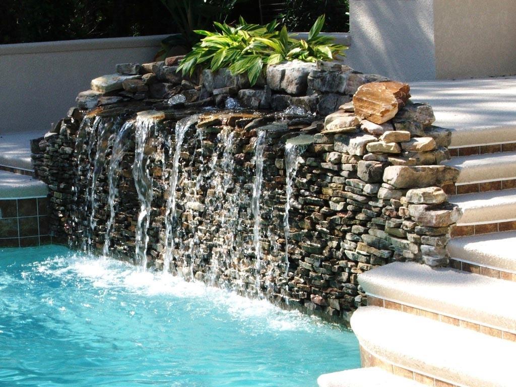 Yard Fountain Designs