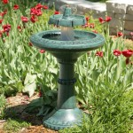 Yard Fountain Parts