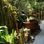 Zen Garden Bamboo Water Fountain